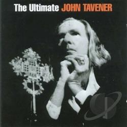 Tavener, John - Ultimate Collection CD Cover Art