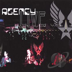 Agency - Live CD Cover Art