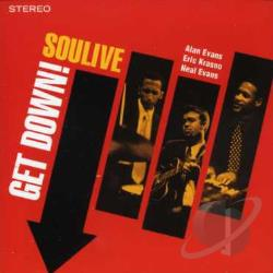 Soulive - Get Down! CD Cover Art