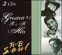 Greatest #1 R&B Hits CD Cover Art