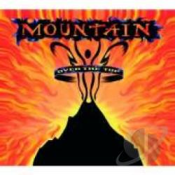 Mountain - Over The Top CD Cover Art