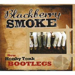 Blackberry Smoke - New Honky Tonk Bootlegs CD Cover Art