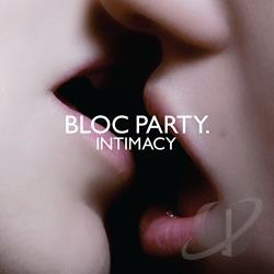 Bloc Party - Intimacy CD Cover Art