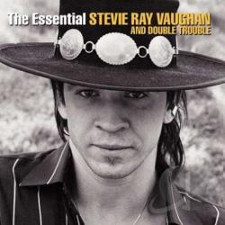 Vaughan, Stevie Ray - Essential CD Cover Art