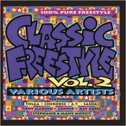 Classic Freestyle, Vol. 2 CD Cover Art