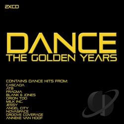 Dance: The Golden Years CD Cover Art