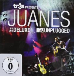 Juanes - TR3S Presents MTV Unplugged Juanes CD Cover Art