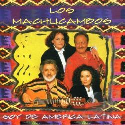 Los Machucambos Soy De America Latina Cd Album