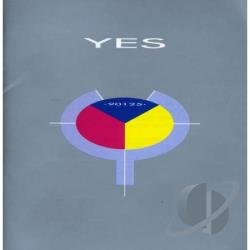 Yes - 90125 CD Cover Art