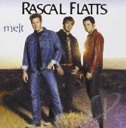 Rascal Flatts - Melt CD Cover Art