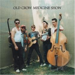 Old Crow Medicine Show - Old Crow Medicine Show CD Cover Art