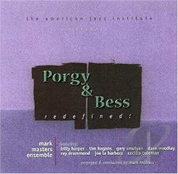 Masters, Mark - Porgy and Bess: Redefined CD Cover Art