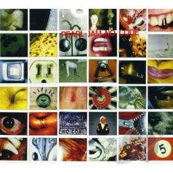 Pearl Jam - No Code CD Cover Art