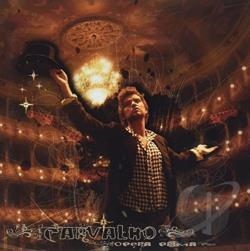 Carvalho - Opera Prima CD Cover Art