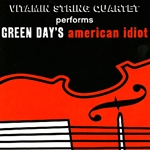 Vitamin String Quartet - Vitamin String Quartet Performs Green Day CD Cover Art