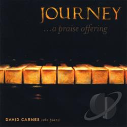 Carnes, David - Journey...A Praise Offering CD Cover Art