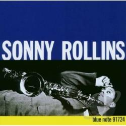 Rollins, Sonny - Volume 1 CD Cover Art