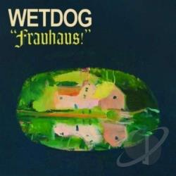 Wetdog - Frauhaus CD Cover Art