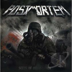 Postmortem - Seeds of Devastation CD Cover Art
