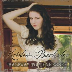 Barkuloo, Kristen - Halfway To Tennessee CD Cover Art