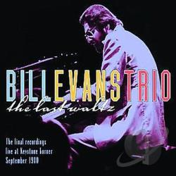 Evans, Bill / Evans, Bill (Trio) - Last Waltz CD Cover Art