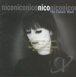 Nico - Classic Years CD Cover Art