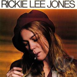 Jones, Rickie Lee - Rickie Lee Jones CD Cover Art