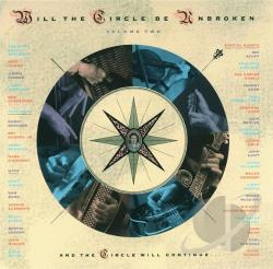 Nitty Gritty Dirt Band - Will the Circle Be Unbroken, Vol. 2 CD Cover Art