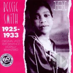 Smith, Bessie - 1925-1933 CD Cover Art