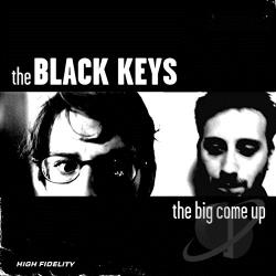 Black Keys - Big Come Up CD Cover Art