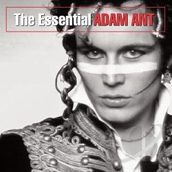 Ant, Adam - Essential Adam Ant CD Cover Art