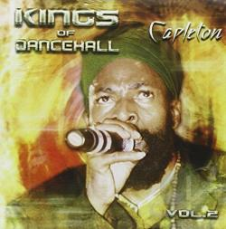 Capleton - King of the Dancehall, Vol. 2 CD Cover Art