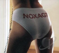 Noxagt - Noxagt CD Cover Art