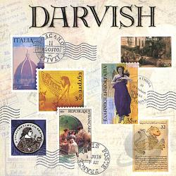 Darvish - Darvish CD Cover Art