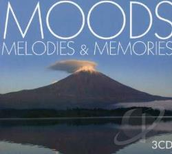 Moods Melodies & Memories - Moods Melodies & Memories CD Cover Art