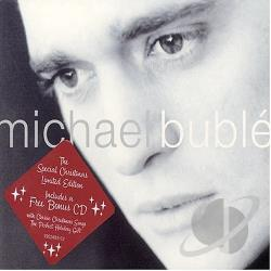 Buble, Michael - Michael Buble/Let It Snow CD Cover Art