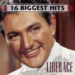 Liberace - 16 Biggest Hits CD Cover Art