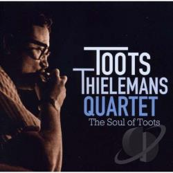 Thielemans, Toots - Soul of Toots Thielemans CD Cover Art