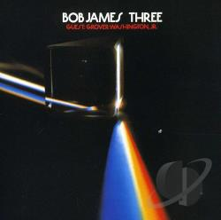 James, Bob - Three CD Cover Art