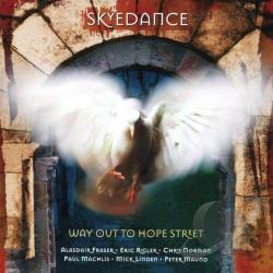 Skyedance - Way Out to Hope Street CD Cover Art