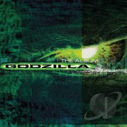 Godzilla: The Album CD Cover Art