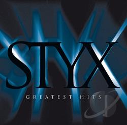 Styx - Greatest Hits CD Cover Art