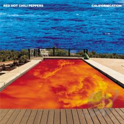 Red Hot Chili Peppers - Californication CD Cover Art
