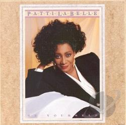 LaBelle, Patti - Be Yourself CD Cover Art