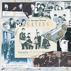 Beatles - Anthology 1 CD Cover Art