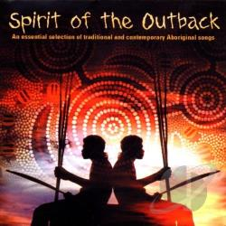 Spirit of the Outback CD Cover Art