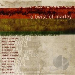 Twist Of Marley A Tribute Cd Album