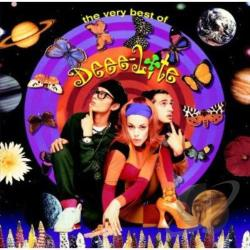 Deee-Lite - Very Best of Deee-Lite CD Cover Art