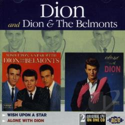 Dion - Wish Upon a Star/Alone with Dion CD Cover Art