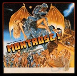Montrose - Warner Brothers Presents...Montrose CD Cover Art